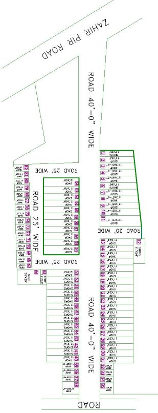Hammad Commercial Center Map