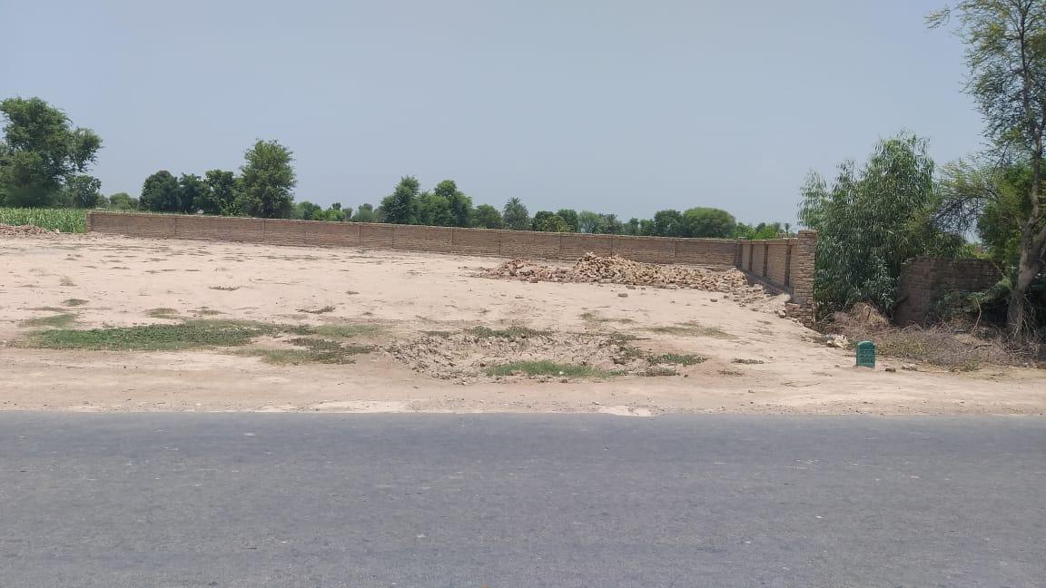 Plot For Sale Zahirpir Road Khanpur